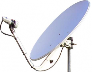 Economy Portable Satellite System
