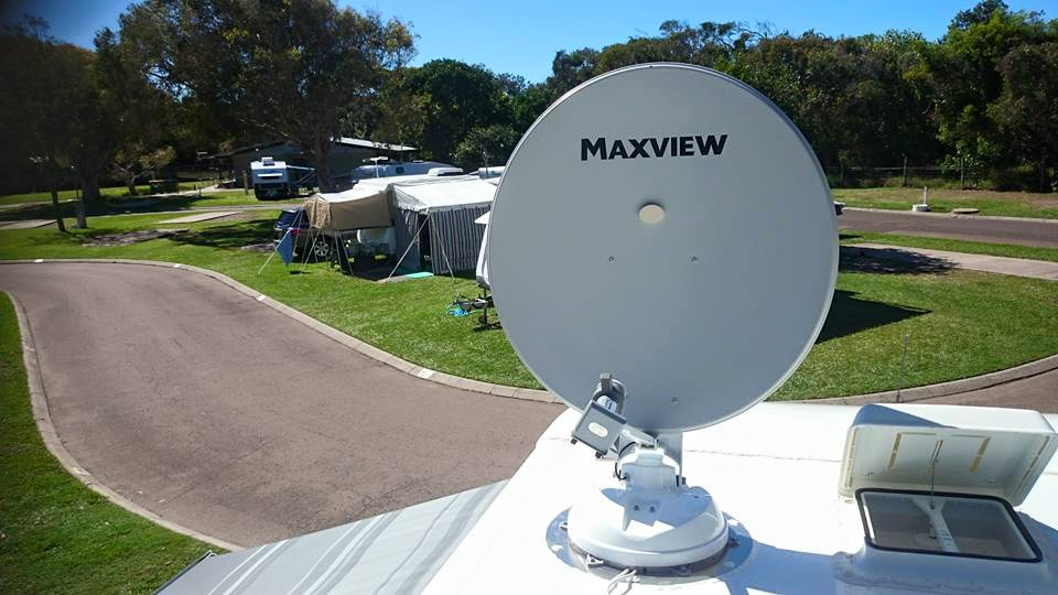 Maxview Manual Satellite Installation